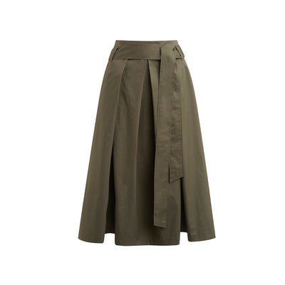 "Skirt ""DUFFY"" khaki"