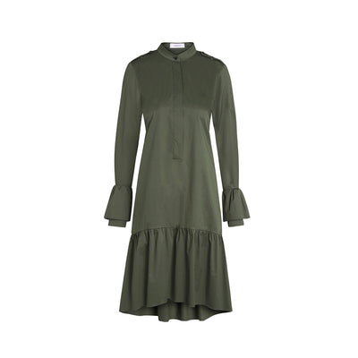 "Dress ""KISHA"" khaki"