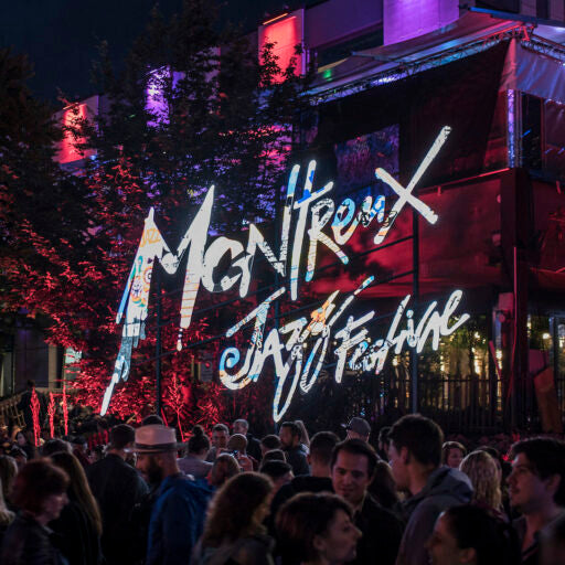 Free Access to 50 Concerts from Montreux Jazz