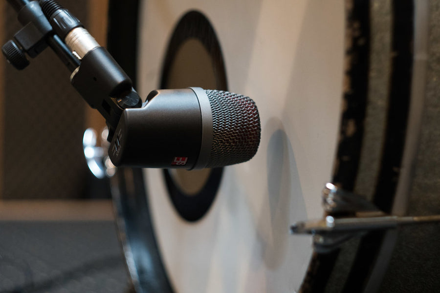 sE Electronics Drum Mics - Now Available at Benson Music Shop