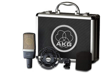 Load image into Gallery viewer, AKG C214 Studio Condensor Mic w/mount, case C-214
