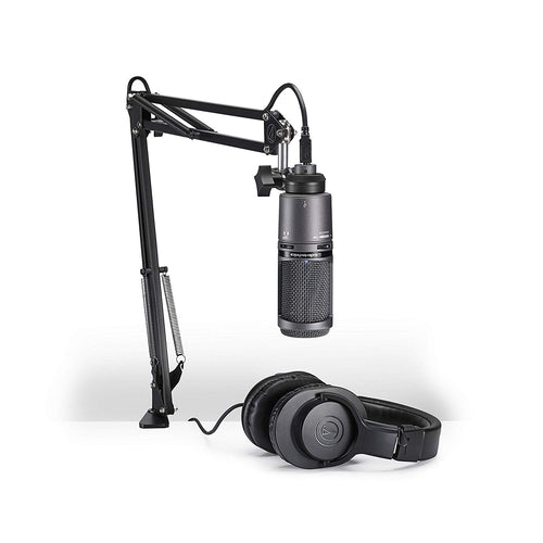 Audio-Technica AT2020 USB+ Pack - benson-music-shop