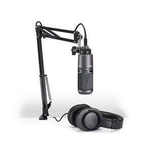Audio-Technica AT2020 USB+ Pack