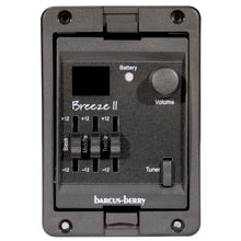 Load image into Gallery viewer, Barcus Berry BREEZEII Acoustic Guitar Preamplifier System - benson-music-shop