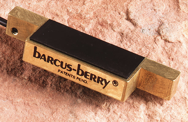 Barcus Berry - ROHS PIANO PLANAR WAVE SYSTEM