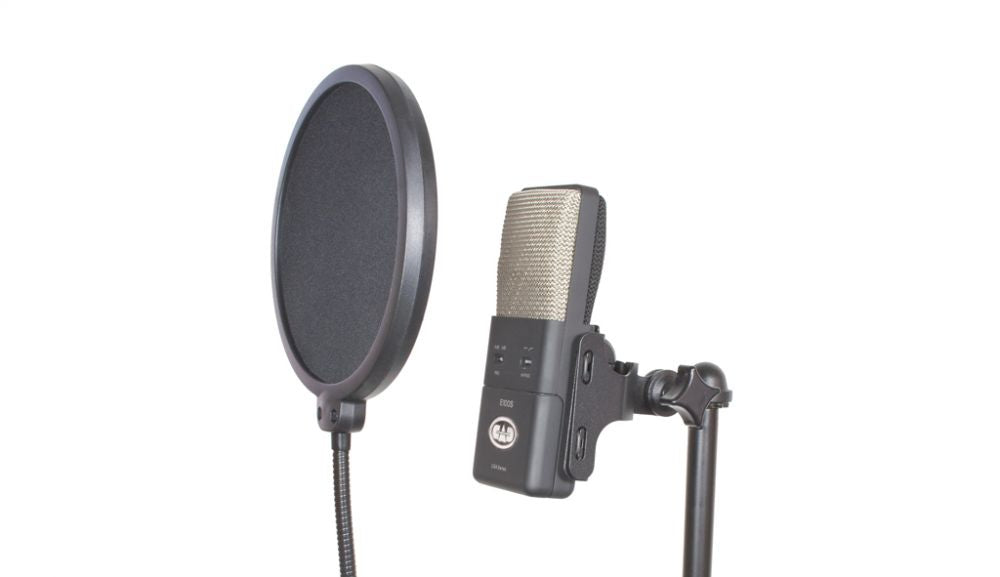 "CAD 6"" Pop Filter on 14"" Gooseneck"