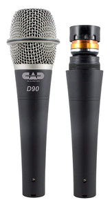 CAD Audio Premium Supercardioid Dynamic Microphone