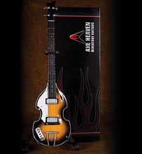 Load image into Gallery viewer, Classic Violin Bass Model Miniature Guitar Replica Collectible