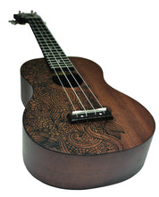 Load image into Gallery viewer, Daisy Rock Concert, 4-String Ukulele - Mother Earth - benson-music-shop