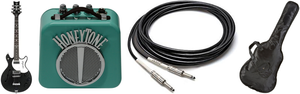 Daisy Rock Pack - Bangles Hollow Body Electric - Package - Plug and Play - benson-music-shop