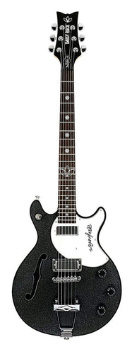 Daisy Rock Bangles Semi-Hollow-Body Electric Guitar - benson-music-shop