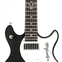 Load image into Gallery viewer, Daisy Rock Bangles Semi-Hollow-Body Electric Guitar