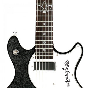Daisy Rock Bangles Semi-Hollow-Body Electric Guitar