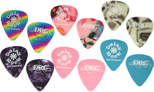 Load image into Gallery viewer, Daisy Rock Variety Premium Picks-12 Pack Guitar Picks - benson-music-shop
