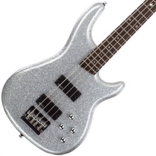 Load image into Gallery viewer, Daisy Rock Bass Guitar - Rock Candy Diamond Sparkle - benson-music-shop