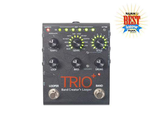 Trio Plus by Digitech - benson-music-shop