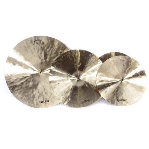 Dream 3 Piece Cymbal Pack Ignition Series