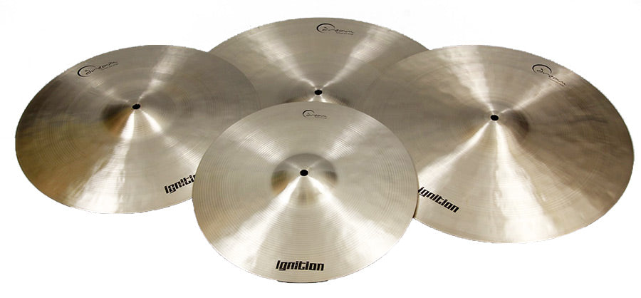 Dream Cymbals Ignition Series 4 Pc Cymbal Pack