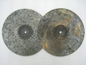 "Dark Matter Hi Hat 14"" - Dream Cymbals and Gongs"