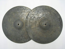 "Load image into Gallery viewer, Dark Matter Hi Hat 14"" - Dream Cymbals and Gongs"