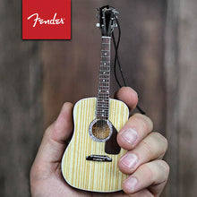 Load image into Gallery viewer, Fender PD-1 Dreadnaught Acoustic – 6″ Holiday Ornament