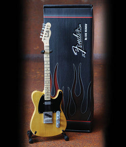 Fender Telecaster Miniature – Butterscotch Blonde Finish