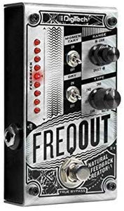Digitech FREQOUT Natural Feedback Creator Pedal - benson-music-shop