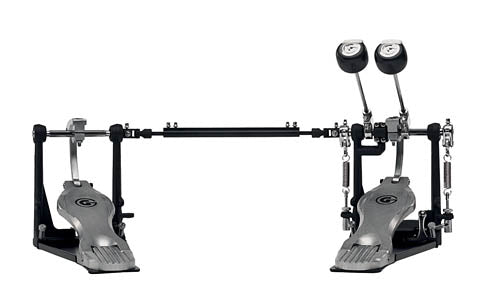Direct Drive Double Pedal 6000 Series - Gibralter - benson-music-shop