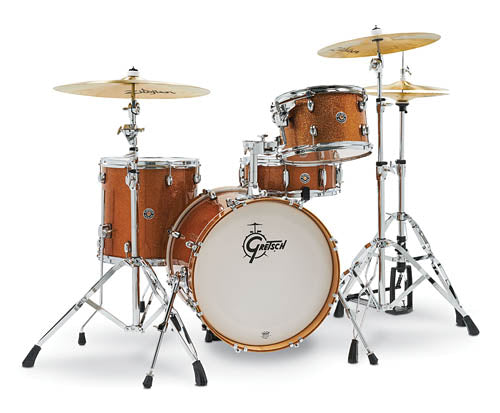 Gretsch Catalina Club 4 Piece Shell Pack (18/12/14/14SN) - benson-music-shop