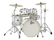 Load image into Gallery viewer, Gretsch Energy 5-Piece Kit with Full Hardware Package & Zildjian Cymbals - benson-music-shop