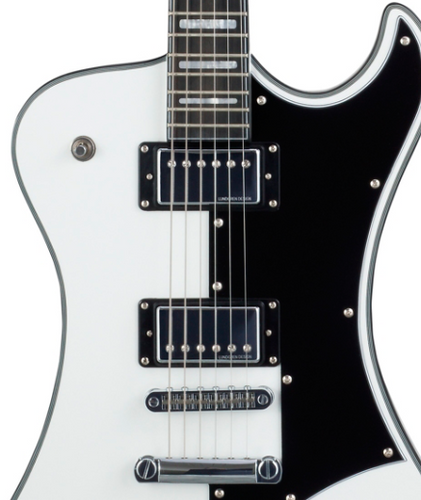 Hagstrom Fantomen Electric Guitar  Gloss White