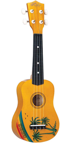 Hawaiian Soprano Ukulele - benson-music-shop