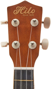 Deluxe Soprano Ukulele, Light Mahogany - benson-music-shop
