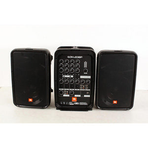JBL EON208P 300W Packaged PA System Level 2
