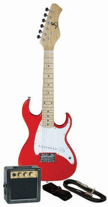 Mini Electric Guitar Pack - Color Choice