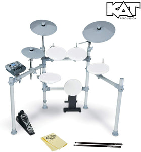 High Performance 5-Piece Digital Drum Set High Performance 5-Piece Digital Drum Set