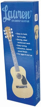 Load image into Gallery viewer, 1/2 Size Student Guitar - 34 inch (LA34) - benson-music-shop