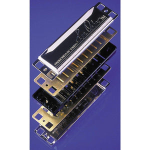 Lee Oskar Harmonicas, Major Diatonic Keys