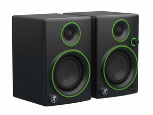 "Mackie CR3 3"" Creative Reference Studio Monitors (Pair) Black - benson-music-shop"