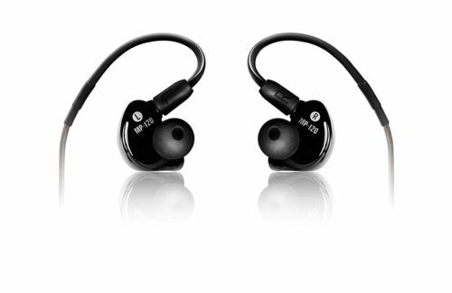 Mackie in-Ear Headphones and Monitors, Single Driver (MP-120) - benson-music-shop