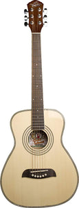 Oscar Schmidt 1/2 Size Dreadnought Acoustic Guitar - benson-music-shop