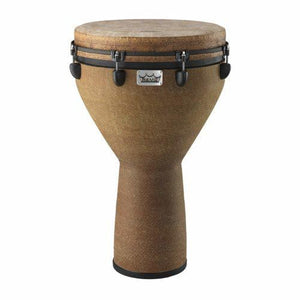 "Remo Key Tuned Djembe 14"" Fabric Earth"