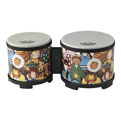 Remo Rhythm Club Bongo Drum - benson-music-shop