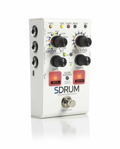 DigiTech SDRUM Auto-Drummer Pedal - benson-music-shop