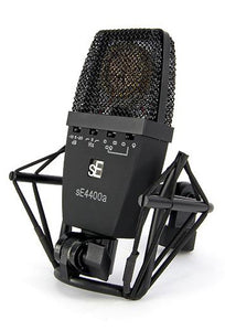 sE Electronics - Multi Pattern Vintage Cond Mic with Shockmount 4400A