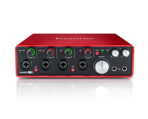 Focusrite Scarlett 18i8 (2nd Gen)