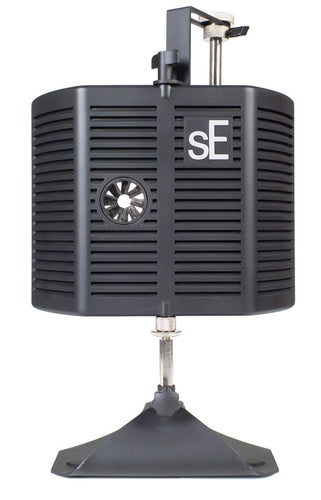 Portable Isolation for Guitar Acoustic Treatment Filter