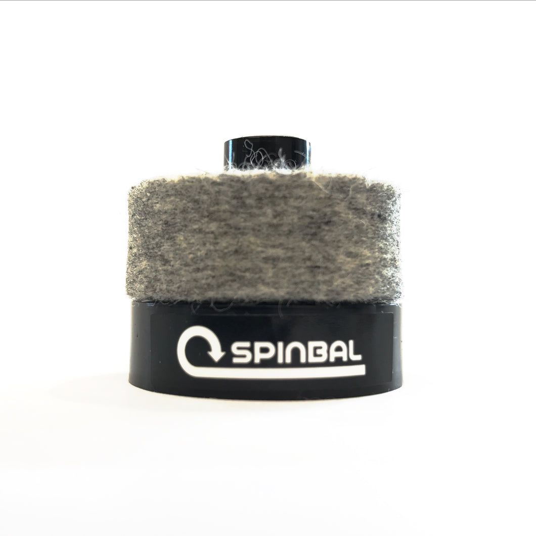 SPINBAL  the Cymbal Spiner at benson music shop