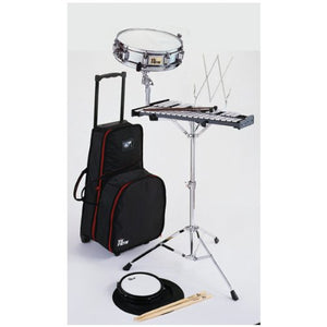 Vic Firth Virtuoso Performer Marching Snare Drum Outfit