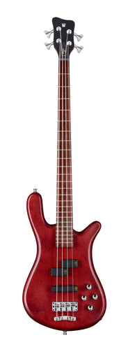 WGPS Streamer LX 4 Burg Red OFact/act CHY fretted w/ Bag